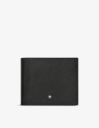 Montblanc Sartorial saffiano leather wallet