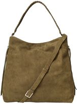 White Stuff Shea Nubuck Hobo Bag