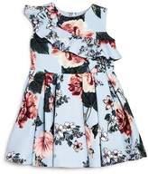 Bardot Junior Girls' Ruffled Floral Dress - Baby