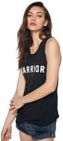 Spiritual Gangster Warrior Muscle Tank Top