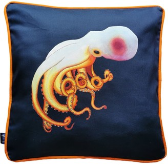 Wilful Ink Octopus Cushion Cover