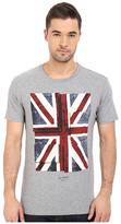 Ben Sherman Short Sleeve Union Jack Tee MB12315