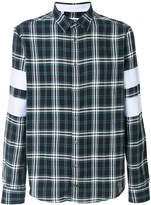 MSGM checked shirt