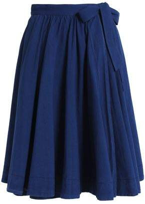 Orlebar Brown Cotton-chambray Skirt