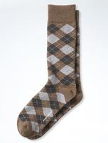 Banana Republic Modern Argyle Sock