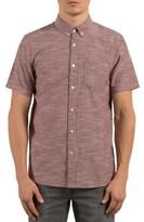 Volcom Men's Slub Oxford Shirt
