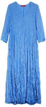 Max & Co. Dannuale Crinkle Midi Dress