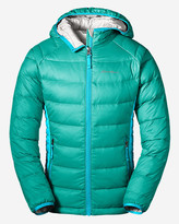 Eddie Bauer Girls' Downlight® Hooded Jacket
