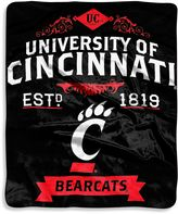 Bed Bath & Beyond University of Cincinnati Raschel Throw Blanket