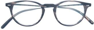 Oliver Peoples Ryerson oval frame glasses
