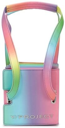 Y/Project Mini Accordion Rainbow Shoulder Bag