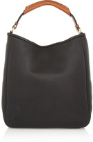 Marc by Marc Jacobs Softy Saddle Hobo textured-leather shoulder bag