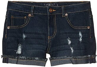 Lucky Brand Kids Ronnie Shorts in Barrier Wash (Big Kids) (Barrier Wash) Girl's Shorts