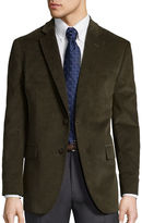 STAFFORD Stafford Signature Corduroy Classic-Fit Sportcoat
