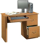 Sauder Computer Desk - Oak