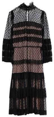 ANNA MASON Knee-length dress