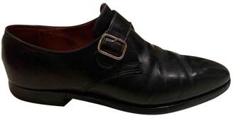 John Lobb Black Leather Lace ups