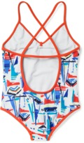 Milly Minis Cross Back One Piece