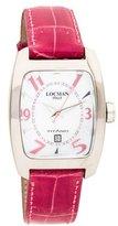 Locman Titanio Watch w/ Alligator Strap