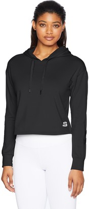 Skechers Active Women's Sporty Cropped Hoodie