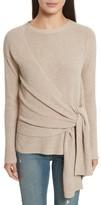 Brochu Walker Women's Greys Wrap Sweater