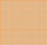 Stokke SheetWorld Fitted Oval Crib Sheet Sleepi) - Primary Orange Gingham Woven - Made In USA - 26 inches x 47 inches (66 cm x 119.4 cm)