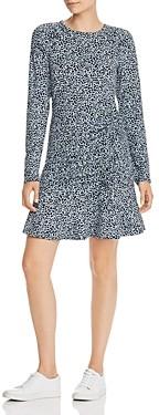 Parker Rhea Animal Print Dress