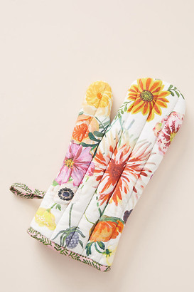 Nathalie Lete Helena Oven Mitt By Nathalie Lete in Assorted Size OVEN MITT