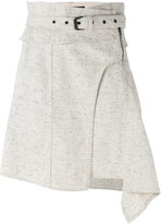 Isabel Marant Eydie skirt - women - Cotton - 36