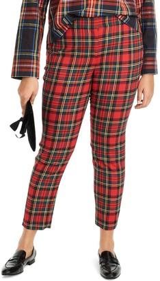 J.Crew Cameron Slim Crop Pants (Regular & Petite)