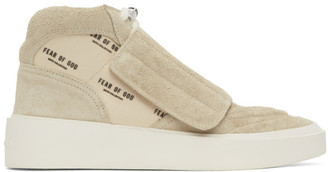 Fear Of God Off-White Skate Mid Sneakers