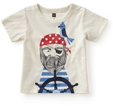 Tea Collection Aye Aye Captain! Graphic T-Shirt (Baby Boys)