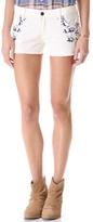 Genetic The Ivy Cutoff Shorts