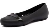 Crocs Brynn Flat Black/Black