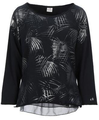 Deha COZY CREW FLEECE PRINT Sweatshirt