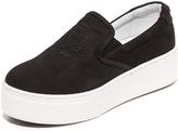 Kenzo Platform Slip On Sneakers