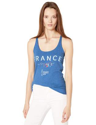 Fifth Sun Officially Licensed FIFA France Junior's Racerback Tank