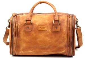 Old Trend Cambria Leather Satchel Bag