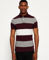 Superdry Classic Hoop Stripe Polo Shirt