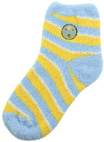 For Bare Feet Denver Nuggets Sleep Soft Candy Striped Socks