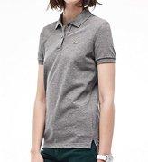 Lacoste Women's Short Sleeve Pique Classic Fit Polo Shirt