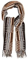 Missoni Multicolor Abstract Scarf