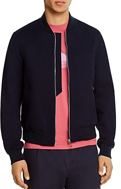 Paul Smith Regular Fit Bomber Jacket