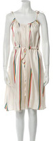 Thumbnail for your product : Paper London Silk Midi Length Dress Silk Midi Length Dress