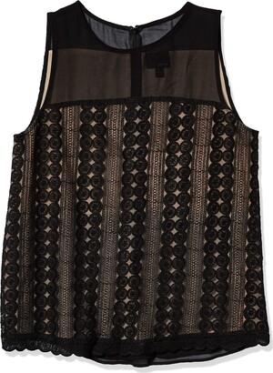 Greylin Women's Leila Lace Top