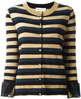 Sonia Rykiel buttoned cardigan - women - Viscose/Polyamide/Polyester - S