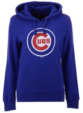 '47 Women's Chicago Cubs Imprint Headline Hoodie