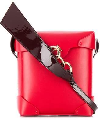 Atelier Manu sctructured shoulder bag