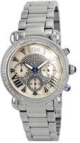 JBW Women's Victory Diamond Bracelet Watch - 0.16 ctw