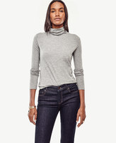 Ann Taylor Long Sleeve Turtleneck